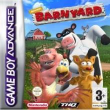 Barnyard voor Nintendo GBA