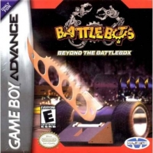 BattleBots Beyond the Battlebox voor Nintendo GBA