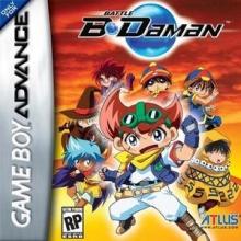 Battle B-Daman voor Nintendo GBA