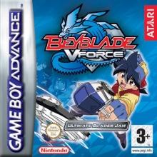 Beyblade VForce Ultimate Blader Jam voor Nintendo GBA