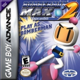 Bomberman Max 2: Blue Advance voor Nintendo GBA