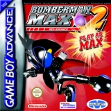 Bomberman Max 2: Red Advance voor Nintendo GBA