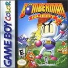 Bomberman Quest voor Nintendo GBA