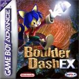 Boulder Dash EX voor Nintendo GBA