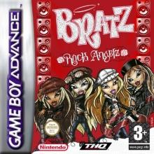 Bratz Rock Angelz voor Nintendo GBA