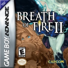 Breath of Fire II voor Nintendo GBA