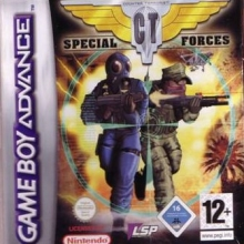 CT Special Forces voor Nintendo GBA