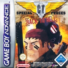 CT Special Forces Back to Hell voor Nintendo GBA