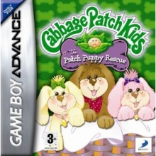 Cabbage Patch Kids The Patch Puppy Rescue voor Nintendo GBA