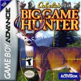 Cabelas Big Game Hunter Als Nieuw voor Nintendo GBA
