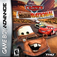 Cars De Internationale Race van Takel voor Nintendo GBA