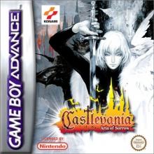 Castlevania Aria of Sorrow voor Nintendo GBA
