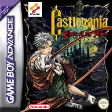 Castlevania Circle of the Moon Compleet voor Nintendo GBA