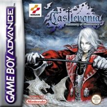 Castlevania Harmony of Dissonance voor Nintendo GBA