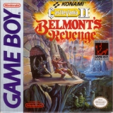 Castlevania II Belmonts Revenge voor Nintendo GBA