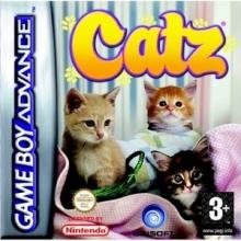 Catz Als Nieuw voor Nintendo GBA