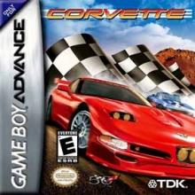 Corvette voor Nintendo GBA