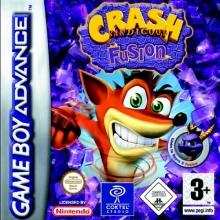 Crash Bandicoot Fusion voor Nintendo GBA