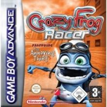 Crazy Frog Racer voor Nintendo GBA