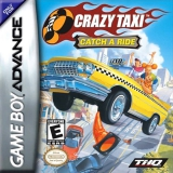Crazy Taxi Catch a Ride voor Nintendo GBA