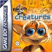 Creatures voor Nintendo GBA