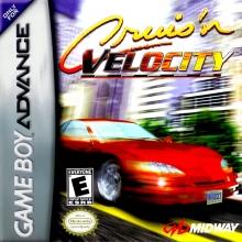 Cruisn Velocity voor Nintendo GBA