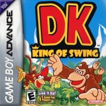 DK King of Swing voor Nintendo GBA