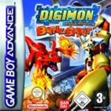 Digimon Battle Spirit voor Nintendo GBA