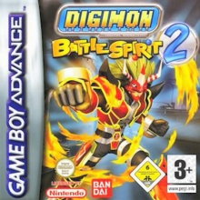 Digimon Battle Spirit 2 voor Nintendo GBA