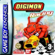 Digimon Racing voor Nintendo GBA