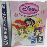 Disney Princess Royal Adventure voor Nintendo GBA