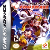 Disney Sports American Football voor Nintendo GBA