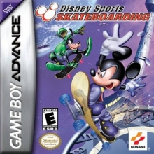 Disney Sports Skateboarding voor Nintendo GBA