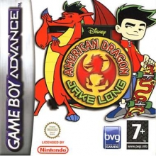 Disneys American Dragon Jake Long voor Nintendo GBA