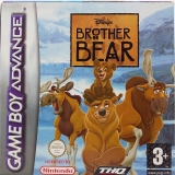 Disney's Brother Bear voor Nintendo GBA