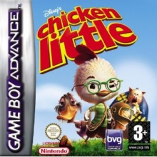Disney's Chicken Little voor Nintendo GBA