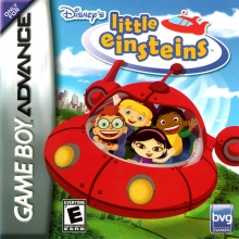 Disney's Little Einsteins voor Nintendo GBA