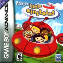 Disneys Little Einsteins voor Nintendo GBA