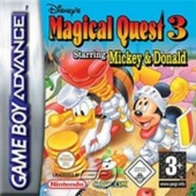 Disneys Magical Quest 3 Starring Mickey and Donald voor Nintendo GBA