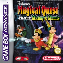 Disneys Magical Quest Starring Mickey and Minnie Mouse voor Nintendo GBA