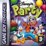 Disney's Party voor Nintendo GBA