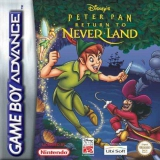 Disneys Peter Pan Return to Neverland voor Nintendo GBA