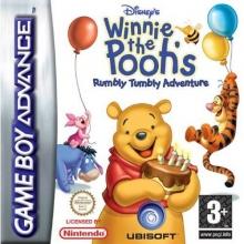 Disneys Winnie de Pooh en het Knaagje in zijn Maagje voor Nintendo GBA