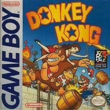 Donkey Kong 1994 voor Nintendo GBA
