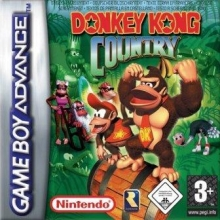 /Donkey Kong Country voor Nintendo GBA