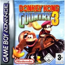 Donkey Kong Country 3 voor Nintendo GBA