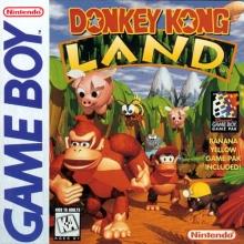 Donkey Kong Land voor Nintendo GBA