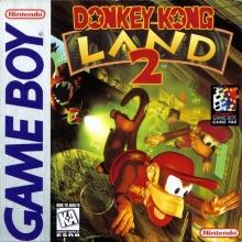 Donkey Kong Land 2 voor Nintendo GBA