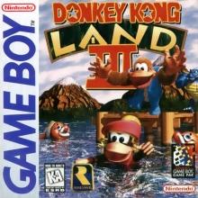 Donkey Kong Land 3 voor Nintendo GBA
