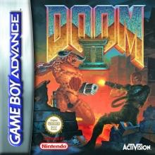 Doom II voor Nintendo GBA